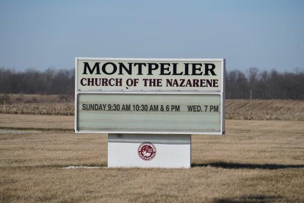 montpelier church of the nazarene montpelier indiana