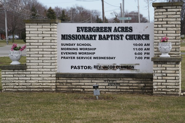 evergreen acres missionary baptist church monroe michigan