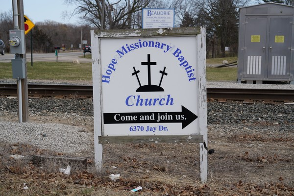 hope missionary baptist church monroe michigan
