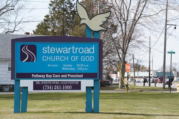 stewart road church of god monroe michigan