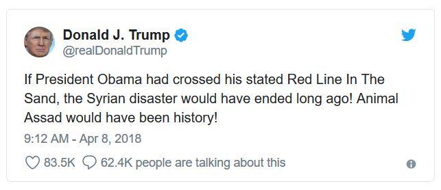 trump tweets on syria 2
