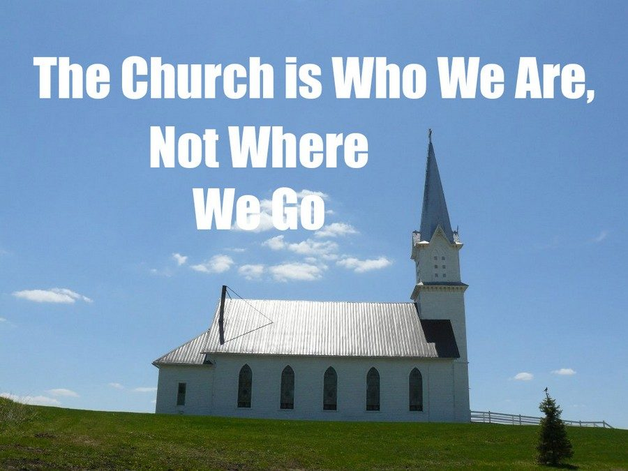 church-is-who-we-are