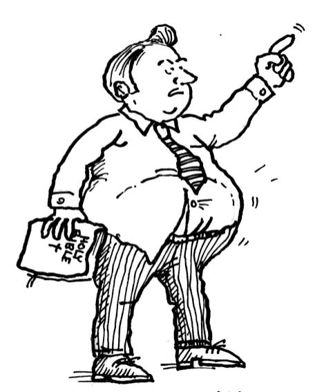 fat preacher