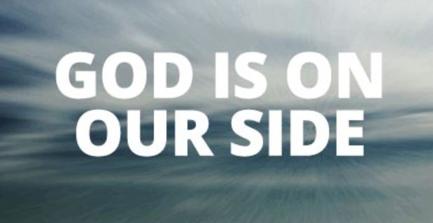 god is on our side