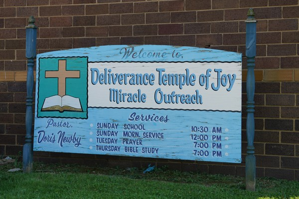 deliverance temple of joy miracle outreach lima ohio