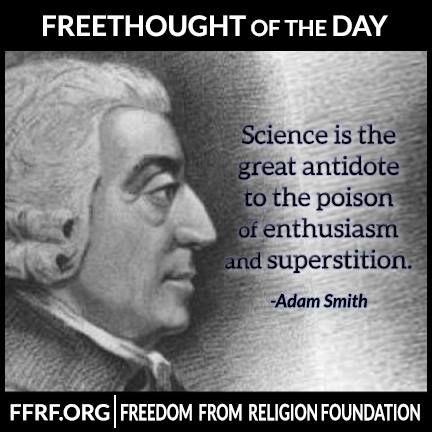 science antidote to religion