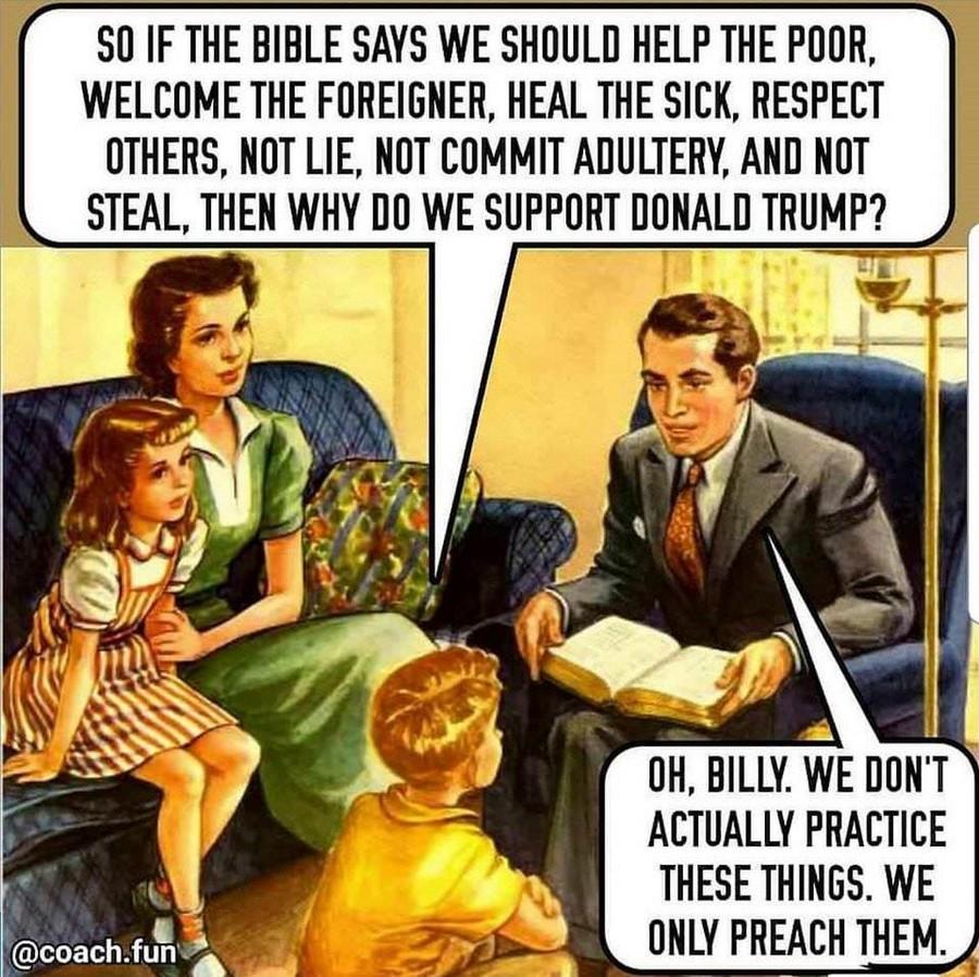 evangelicals and donald trump