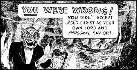 jesus personal savior jack chick