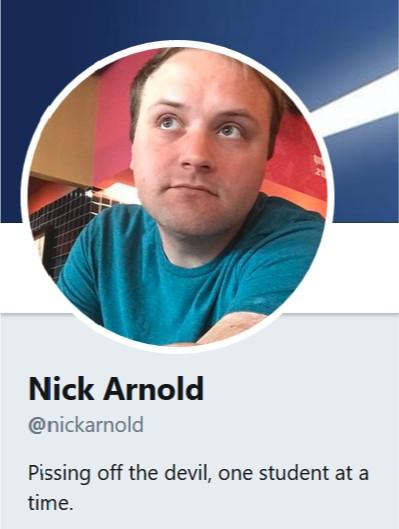 nick arnold