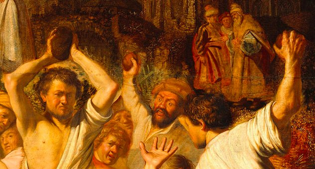 stoning of blasey ford