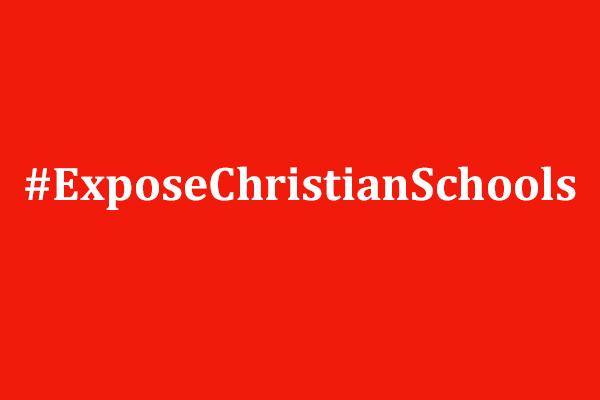 exposechristianschools