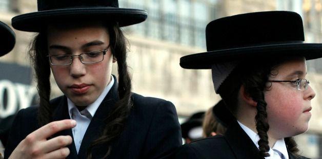 orthodox jewish boys
