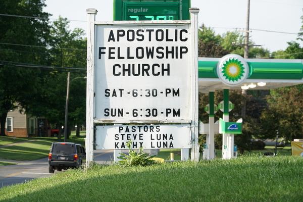 apostolic fellowship church plymouth ohio