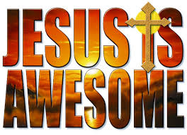jesus is awesome