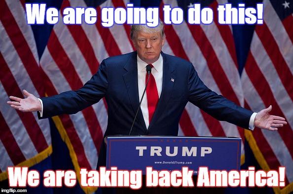 taking back america