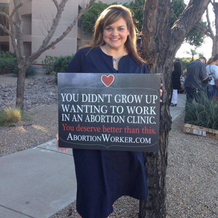 abby johnson anti abortion hypocrite
