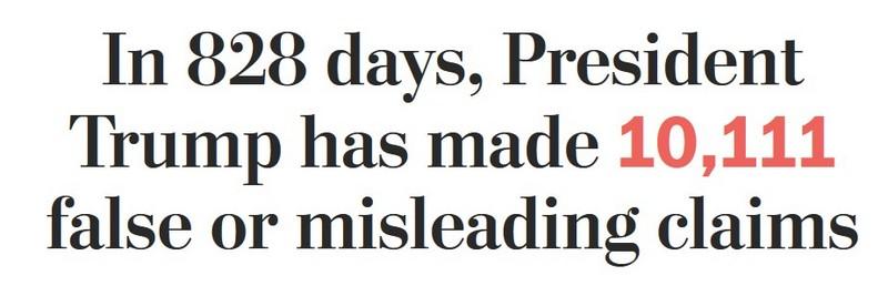 donald trump the liar