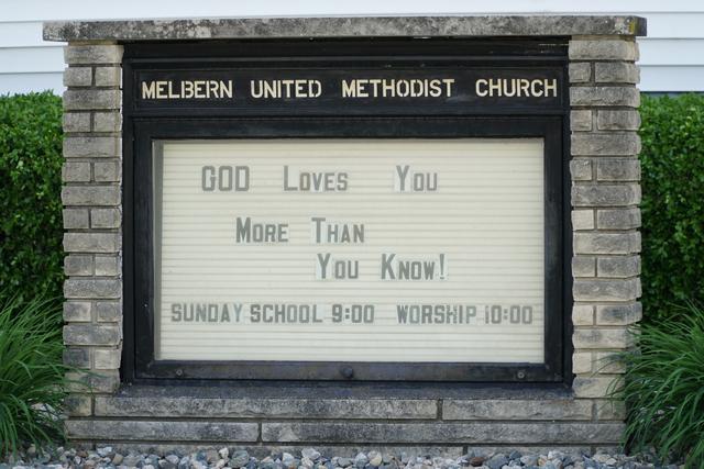 melbern united methodist church melbern ohio