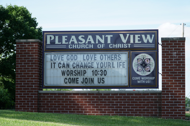 pleasant view church of christ angola indiana