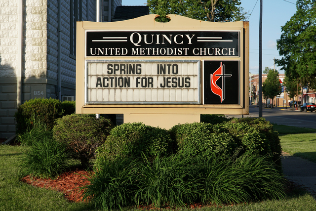 quincy united methodist church quincy michigan