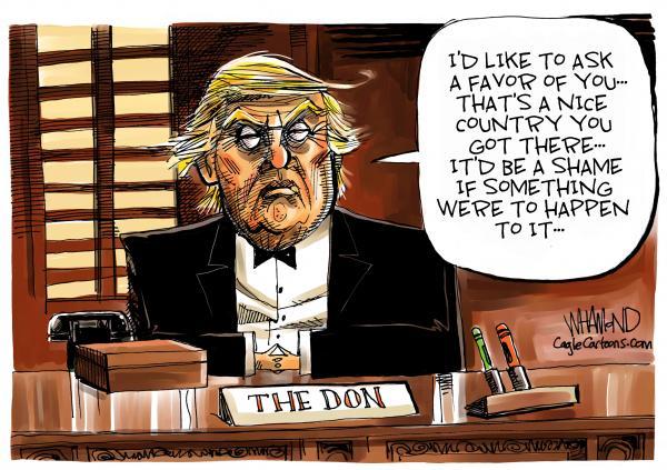 donald trump the don