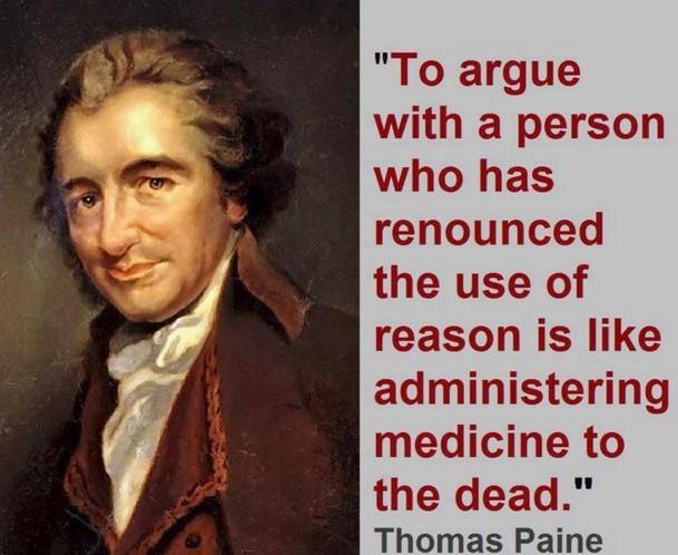 thomas paine on reason