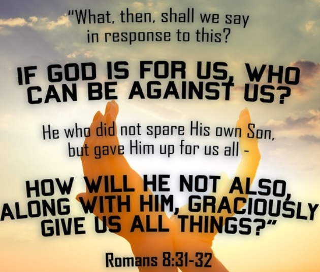 god gives us all things