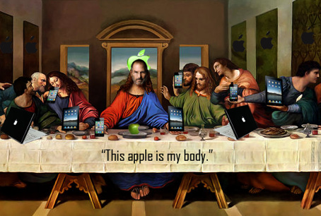 apple jesus