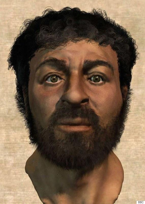 middle eastern jesus