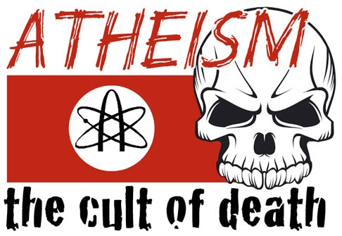 atheism cult of death