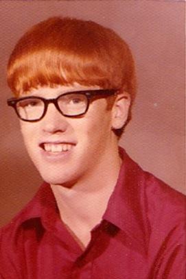 Bruce Gerencser, Ninth Grade 1971-72
