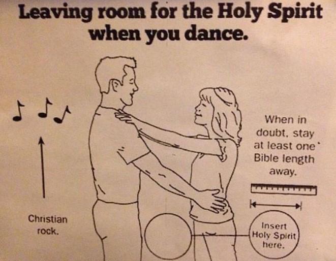 christian dancing