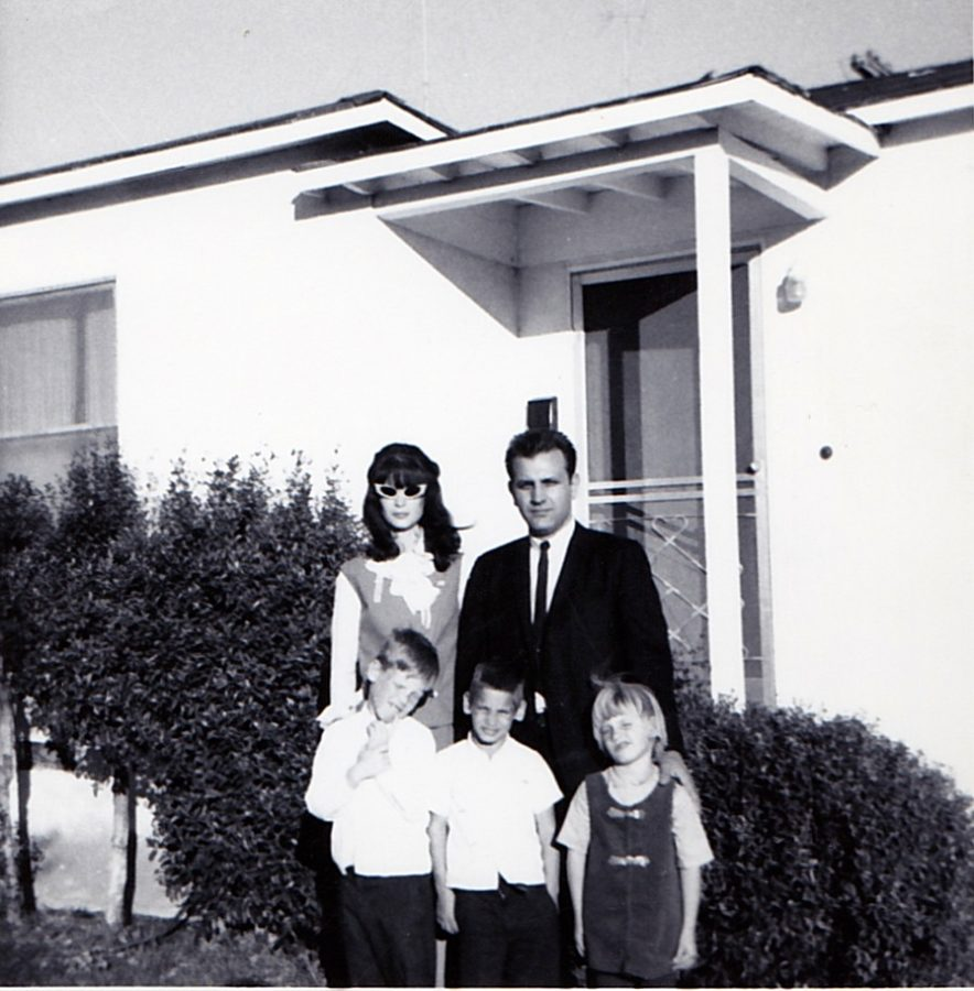 gerencsers 1960s san diego