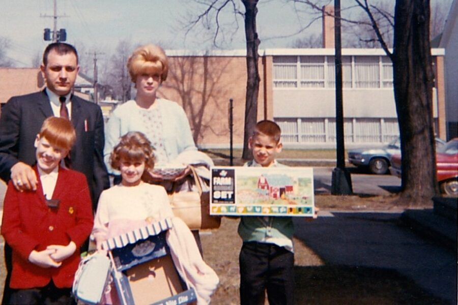 gerencser family 1960s