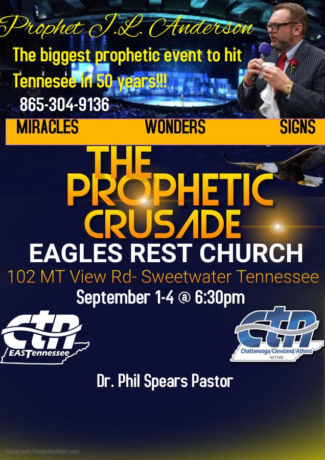 prophetic crusade